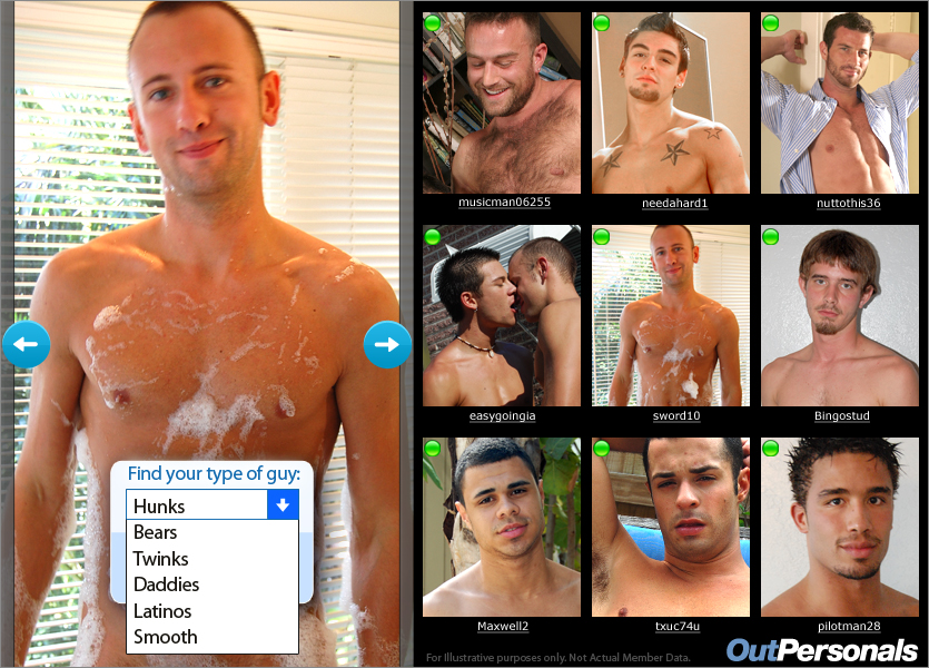 meet hot guys at outpersonals